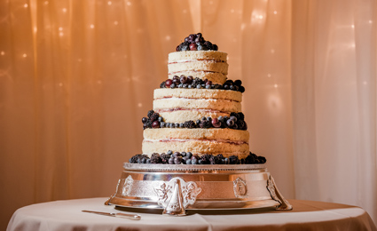 The wedding cake way to plan a wedding: A three-tier series | Part 1 photo