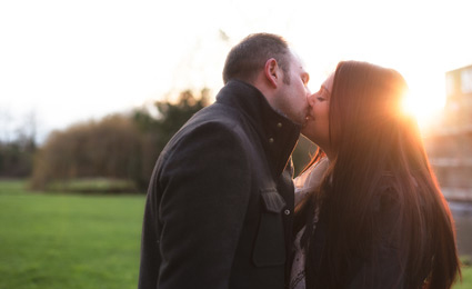 3 tips to help you rock your engagement shoot photo