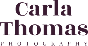 Logo Carla Thomas Photography